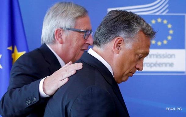 Орбана выгнали из ЕП. Но евроскептики объединяются