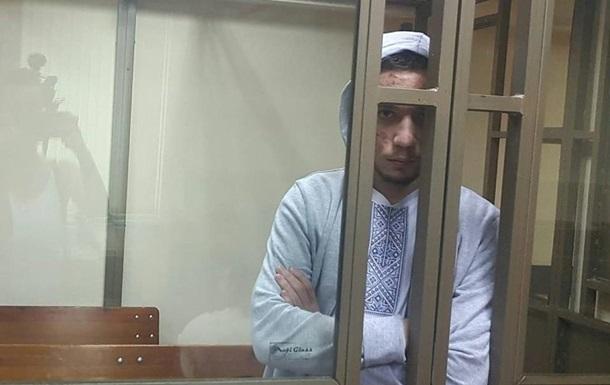 Украинец Гриб объявил голодовку после приговора