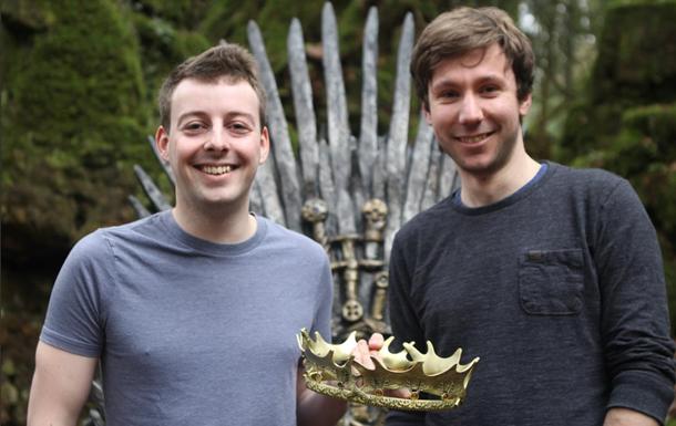 В Британии нашли первый трон из квеста в честь Игры престолов