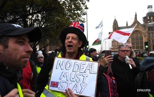 Петицию за отмену выхода из ЕС поддержали более 2,7 млн британцев