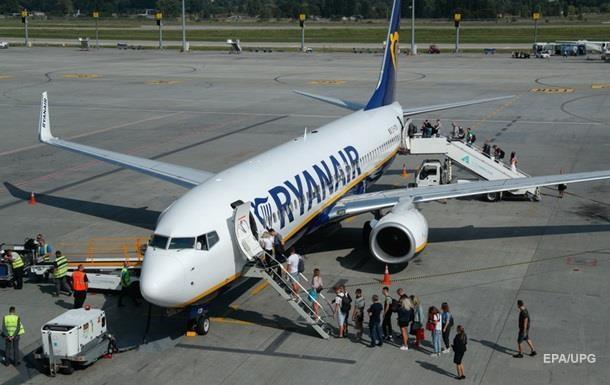 Ryanair літатиме з Харкова - ЗМІ