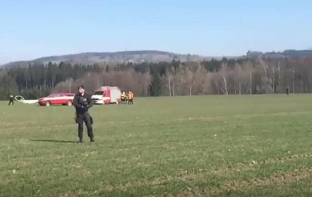 У Чехії розбився вертоліт: двоє загиблих