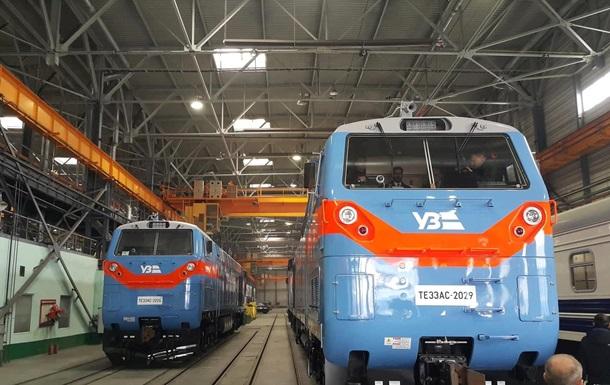 Укрзалізниця отримала останню партію американських локомотивів