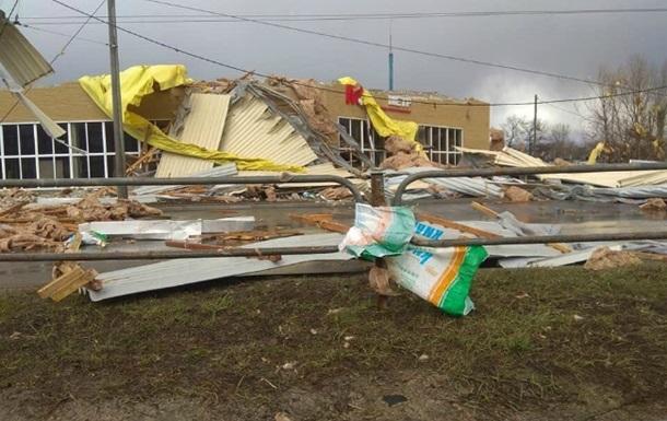 Апокалипсис. По Чернигову пронесся ураган