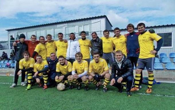 В Херсоне достойно отметили истинных подвижников – меценатов футбола