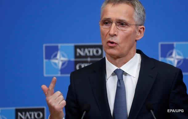 НАТО побудує в Польщі склад для зберігання військової техніки США