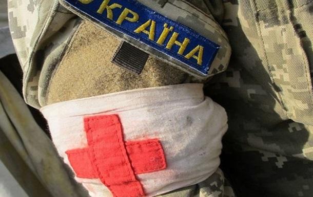 На Донбассе от пули снайпера погиб военный медик