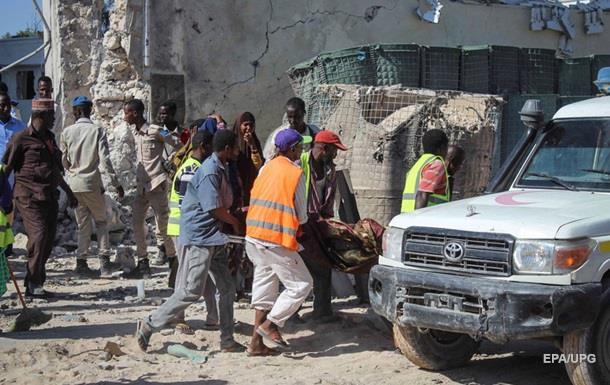 В Сомали совершено нападение на министерство, есть жертвы