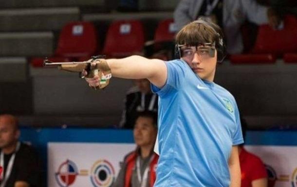 Українець Коростильов став чемпіоном Європи з кульової стрільби