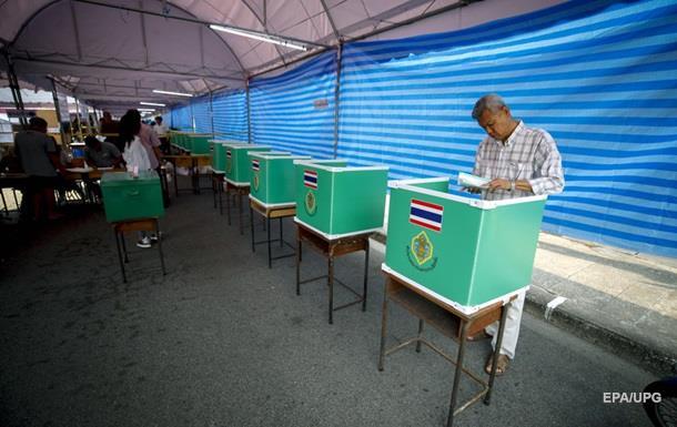 У Таїланді вперше за вісім років почалися загальні вибори