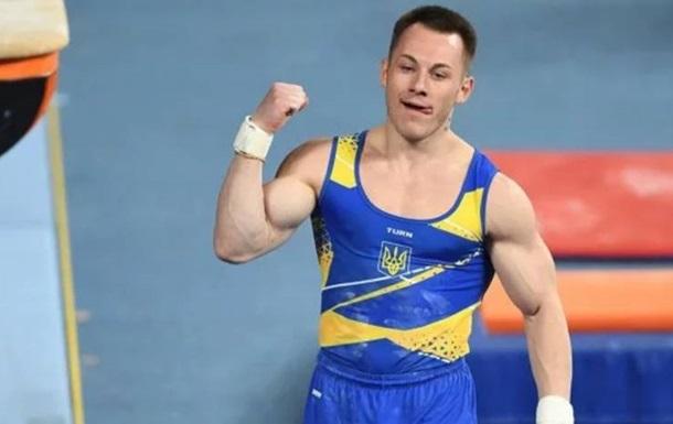 Радивилов выиграл серебро в опорном прыжке на Кубке мира