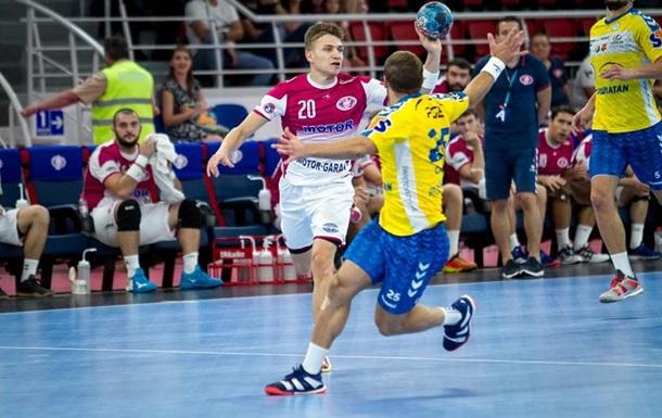 Мотор зіграв внічию в першому матчі 1/8 фіналу Ліги чемпіонів