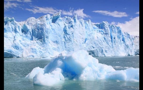 Вчені назвали ризик танення льодовиків