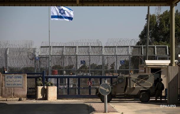 Ізраїль закрив кордони сектора Газа і стягує війська