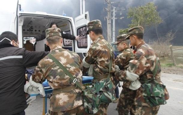 Вибух у Китаї: кількість загиблих наближається до 80