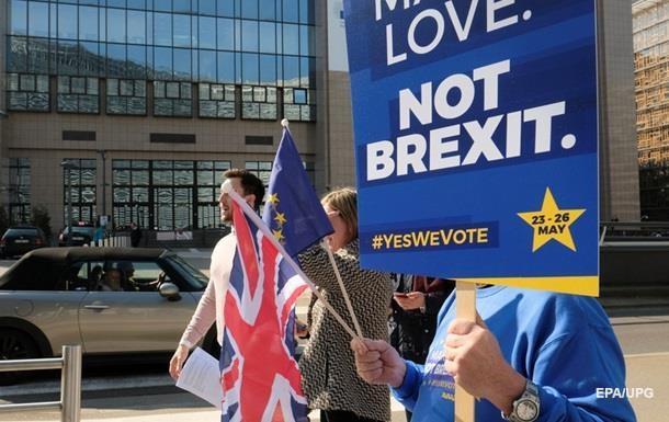 Евросоюз подготовился к  жесткому  Brexit