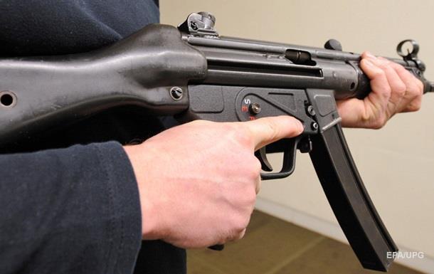 Нацполиция заменит автоматы Калашникова немецкими пистолетами-пулеметами