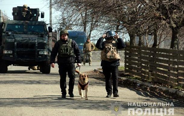 Поліція перейшла на посилений режим перед виборами