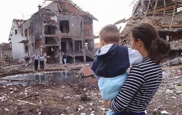 Косово и Донбасс: цинизм  мирового сообщества