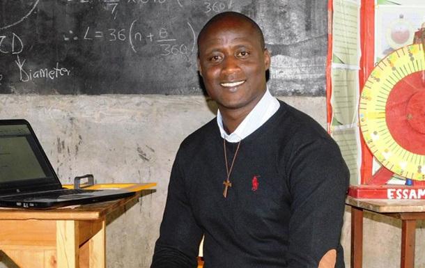 Премію Учитель світу дали ченцю з Кенії