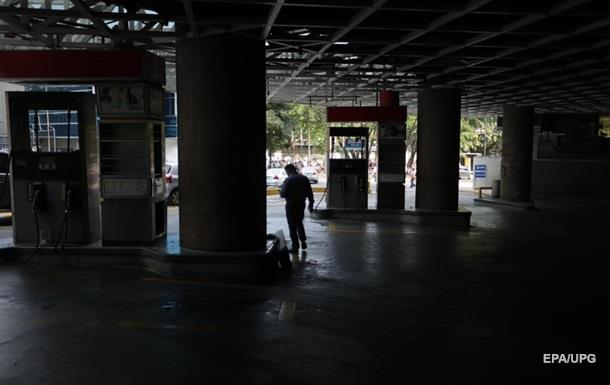 У Венесуелі стався новий блекаут