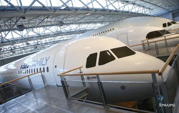 Китай закупит у Airbus 300 самолетов на €30 млрд