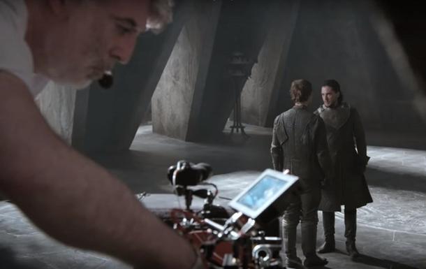 Оператор рассказал, как снимал легендарную сцену из Игры престолов