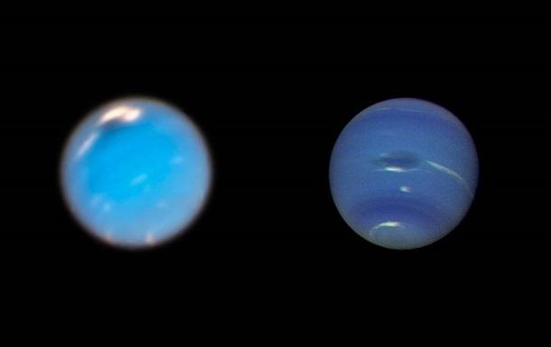 Hubble зняв народження гігантського шторму на Нептуні