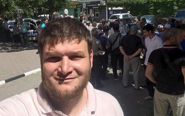 Двох кримських татар затримали біля КПВВ Каланчак