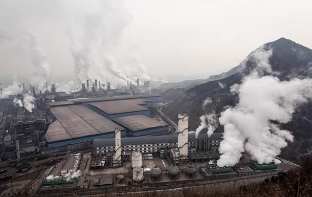 В 2018 году в атмосферу попало наибольшее количество углекислого газа