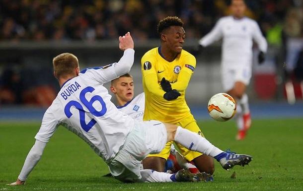 УЕФА рассмотрит дело о расистских выкриках фанатов Динамо на матче с Челси