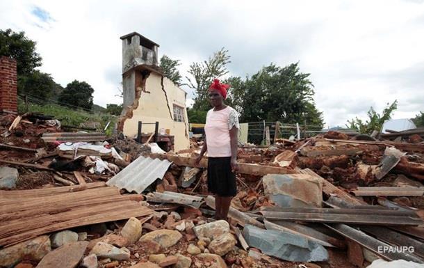 От циклона в Африке пострадали почти два миллиона человек