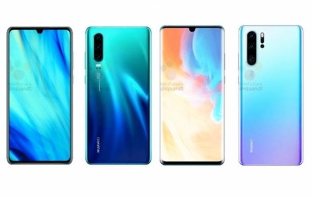 Huawei представила флагманские мобильные телефоны P30 иP30 Pro
