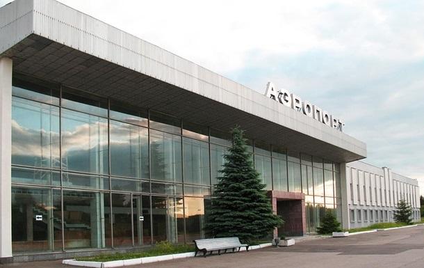 Аеропорт Полтави обслужив перший міжнародний рейс