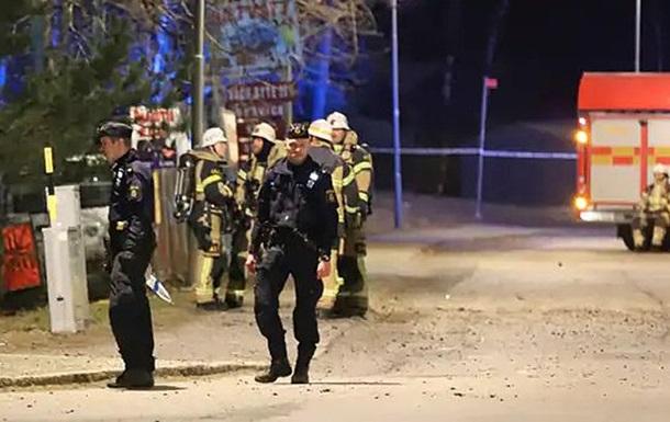 У Стокгольмі прогримів потужний вибух: п ятеро поранених
