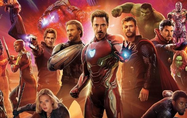 Мстителей: Финала: фото