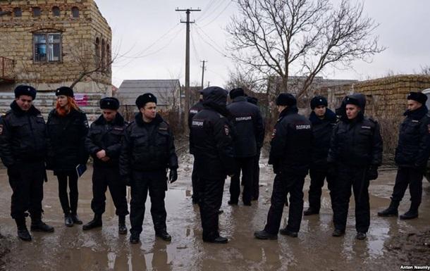 Обшуки в Криму: кількість затриманих зросла до 16