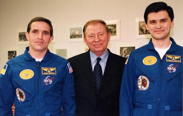 Кучма став почесним академіком астронавтики