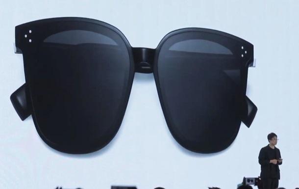 Компания Huawei выпустит первые  умные  очки