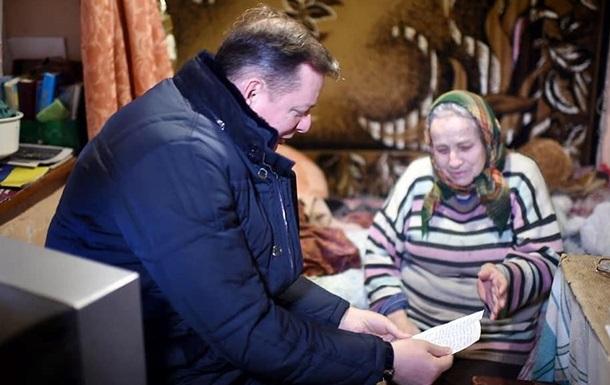 Доверие центральной Украины Ляшко заслужил решением проблем простых людей