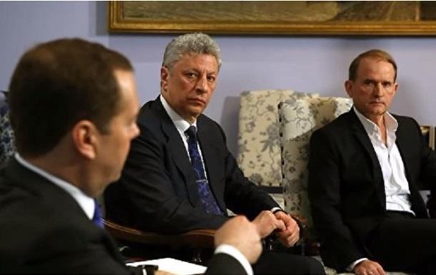 У Медведчука и Бойко отреагировали на угрозы из-за визита в Москву