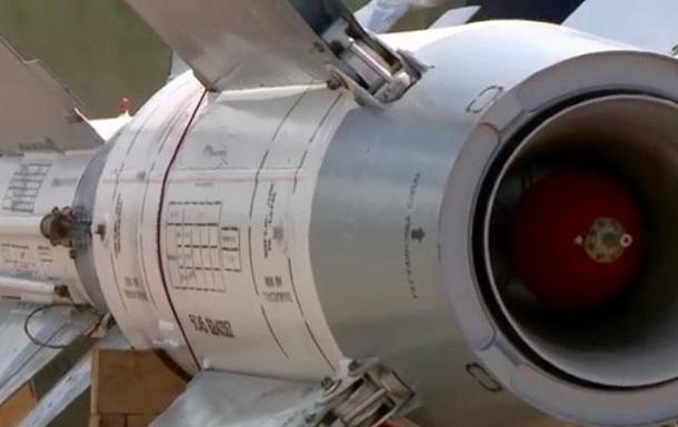 Луценко показал найденные в порту ракеты РФ