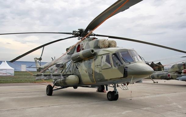 У Казахстані розбився вертоліт з 13 людьми на борту