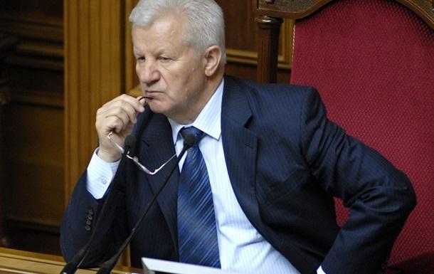 Александр Мороз отказался от участия в выборах президента