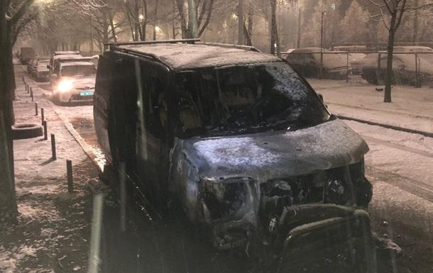 Депутату Киевсовета сожгли второй автомобиль за два месяца
