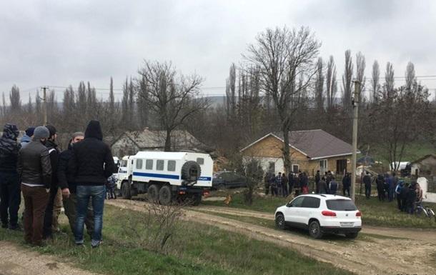 Суд в Крыму арестовал пятерых крымских татар