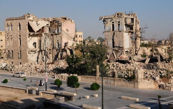 Дамаск заявив про ізраїльський удар по передмістю Алеппо