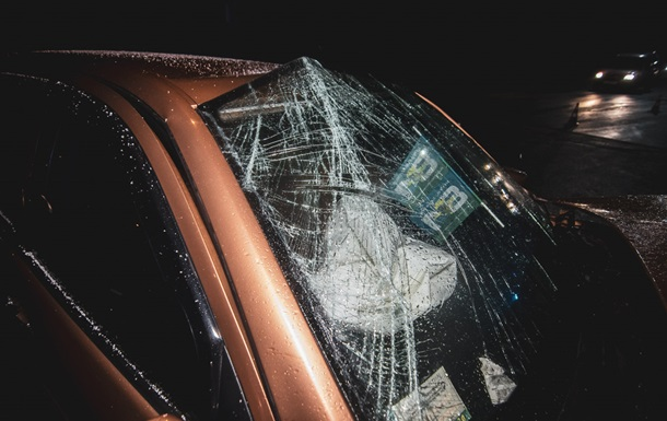 У Києві п яний водій прикинувся свідком після ДТП
