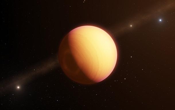Ученые обнаружили планету с облаками из железа и силиката