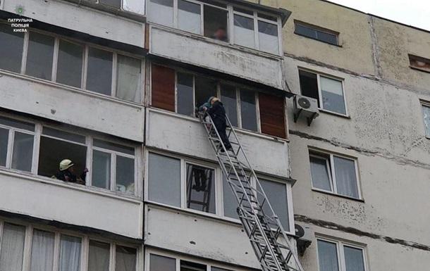 У Києві чоловік підпалив квартиру із сином і колишньою дружиною